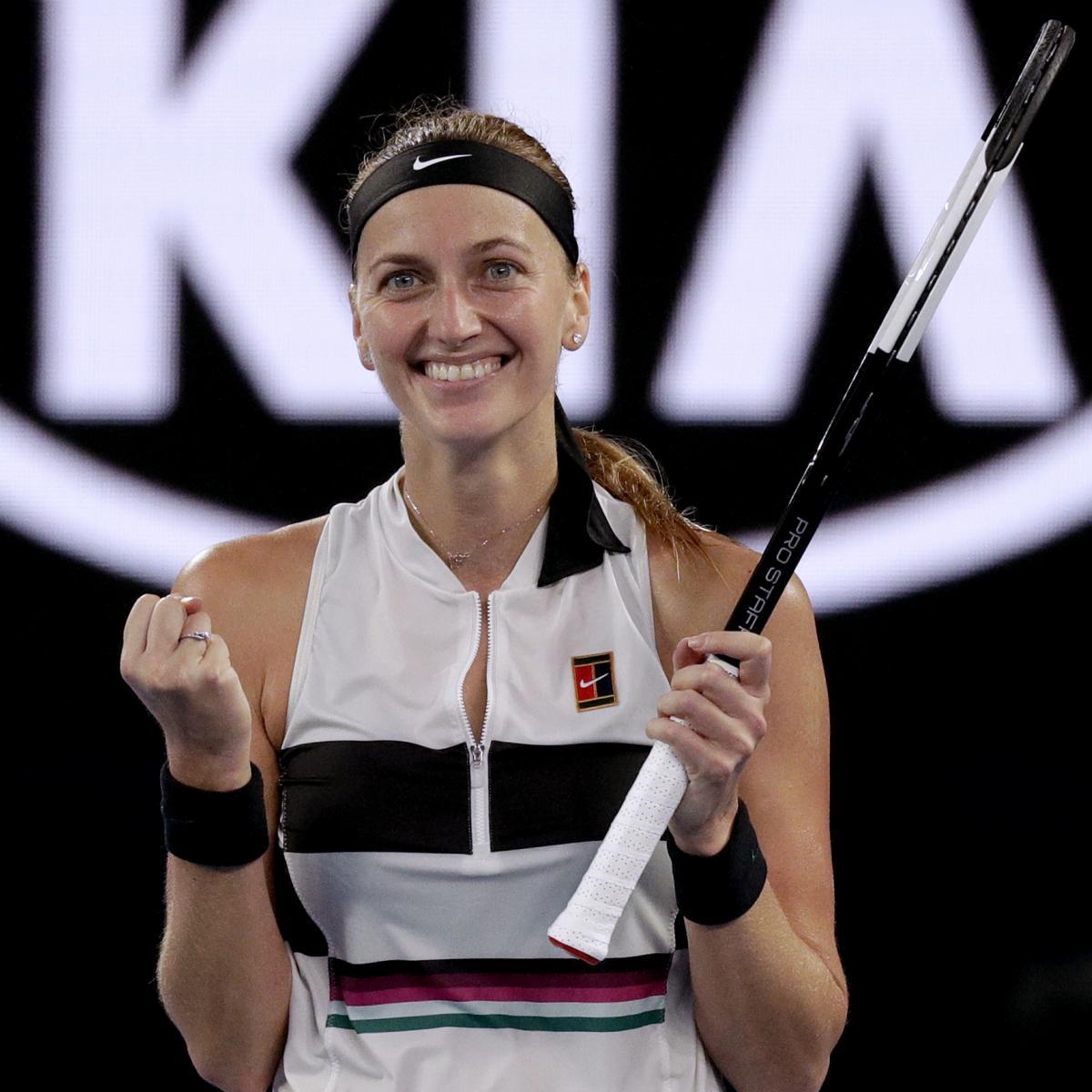 Australian Open 2019 Women's Semifinal: TV Schedule, Start