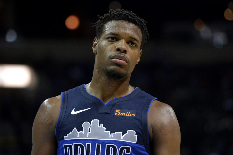super popular 0b8c6 db71a Lakers Trade Rumors  LA Talked Dennis Smith Jr. Deal Along with Knicks, More