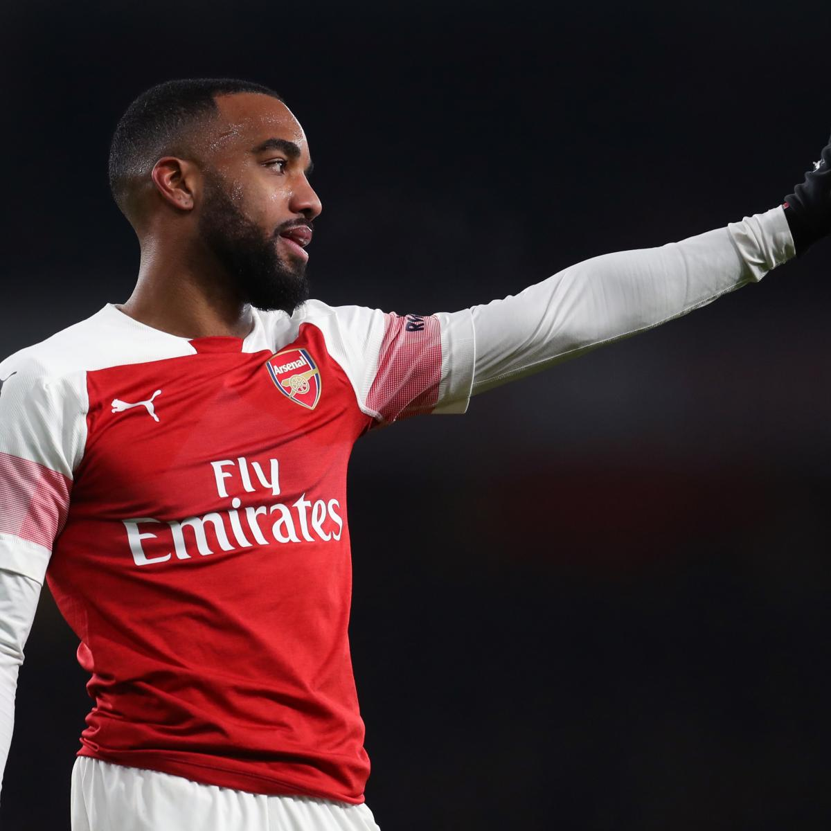 Champions League 2019 Live Stream Odds For Tuesday S: FA Cup 2019: 4th-Round TV Schedule, Live Stream, Odds And