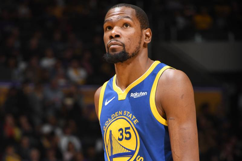 detailing c77c3 8c723 Kevin Durant Opens 'The Durant Center' to Help Low-Income ...