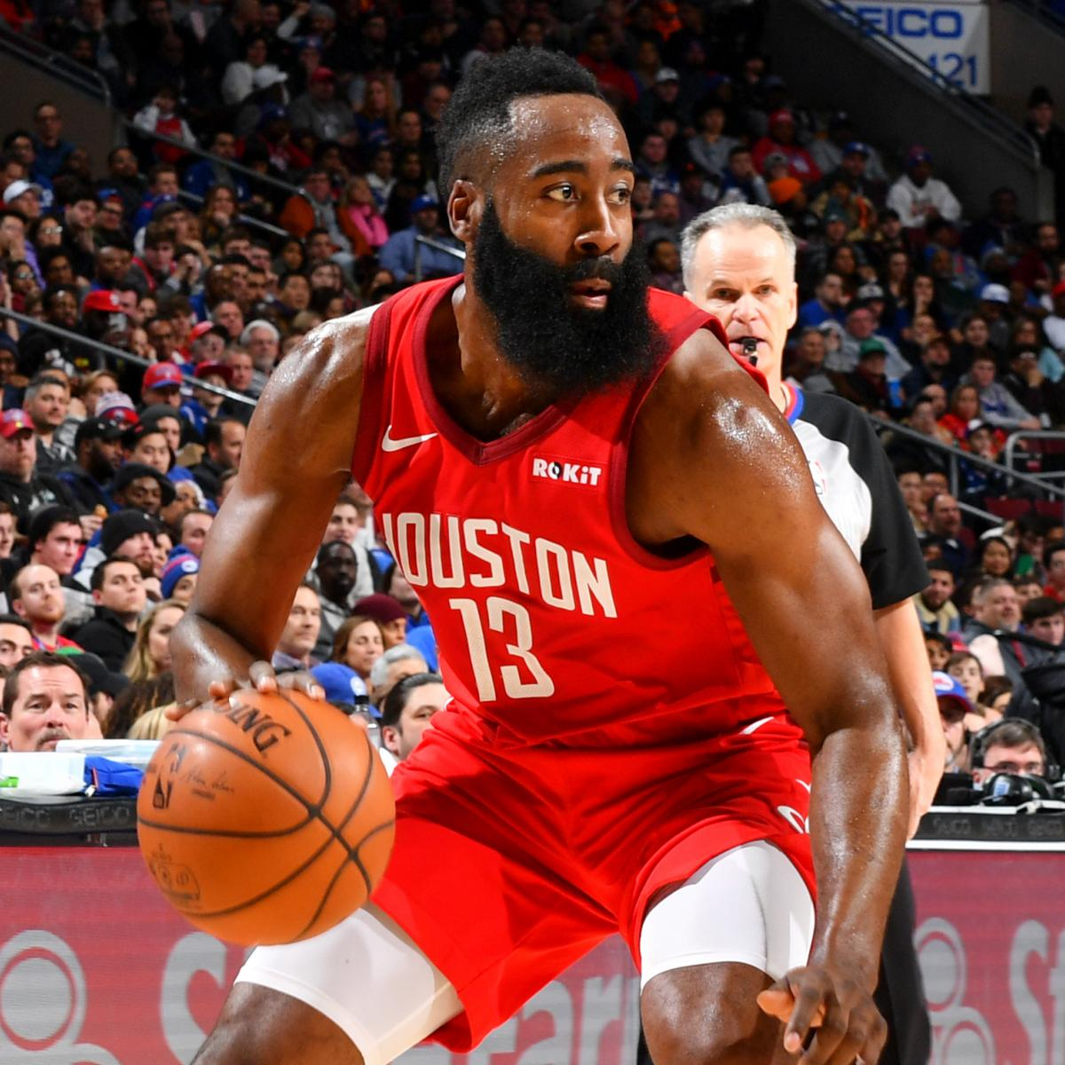 James Harden Latest News: Is James Harden The Best Offensive Player Ever?