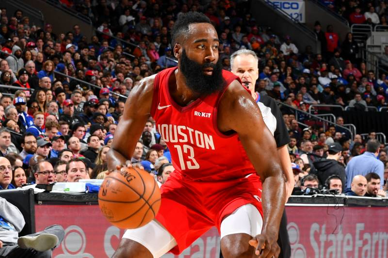 67ca45f4eae Is James Harden the Best Offensive Player Ever