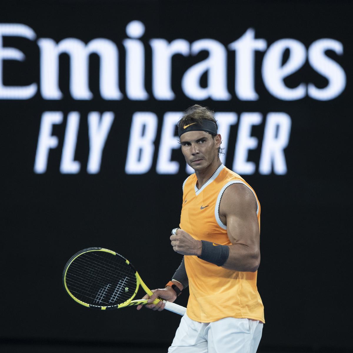 Australian Open 2019: Rafael Nadal Advances To Final In