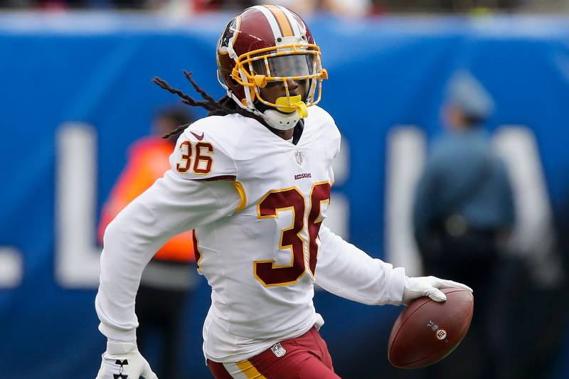 new style 0a9b2 9ff85 Ex-Redskins Safety D.J. Swearinger Rips Jay Gruden: He 'Will ...