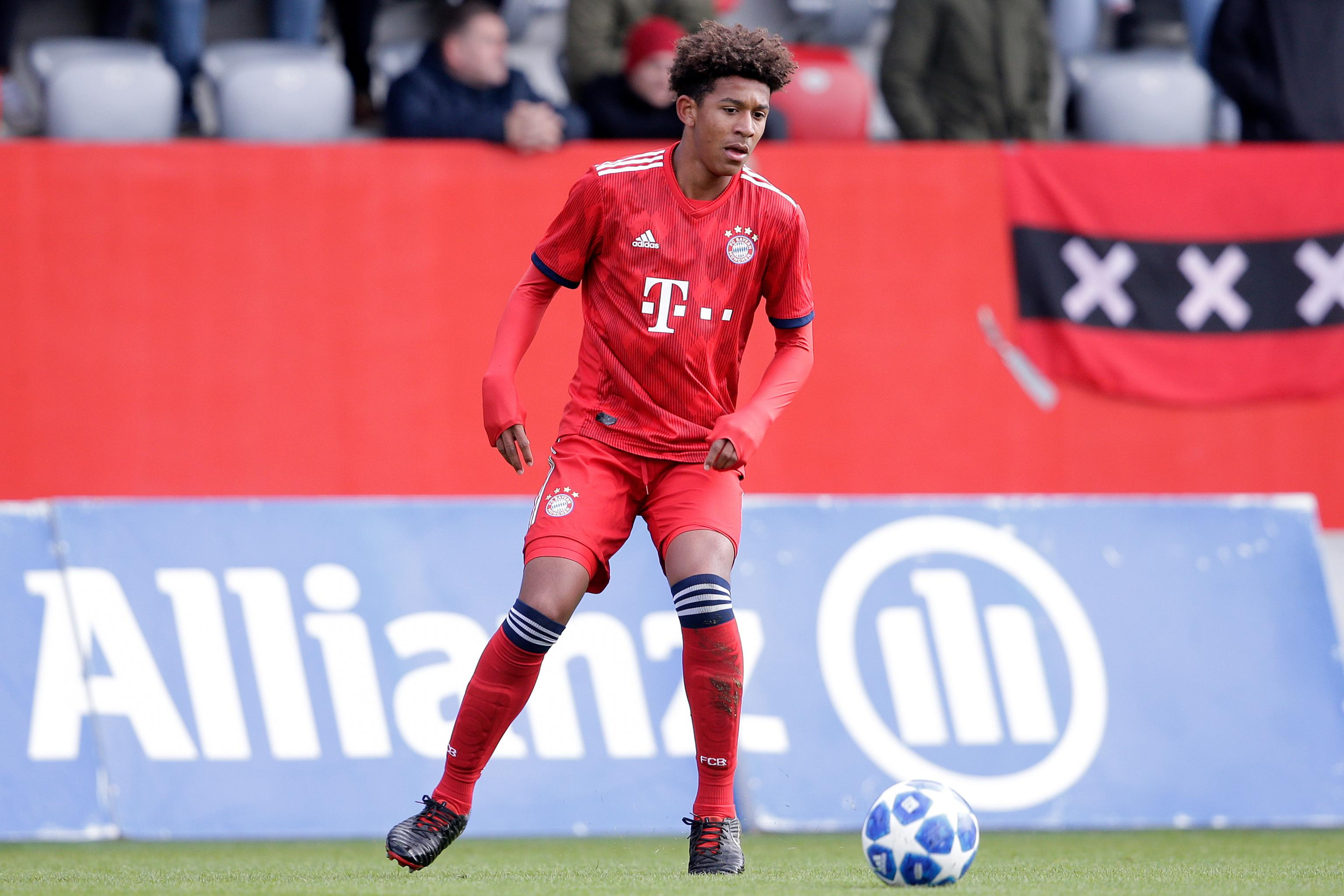 Bayern Munich Complete Permanent Chris Richards Transfer From FC ...