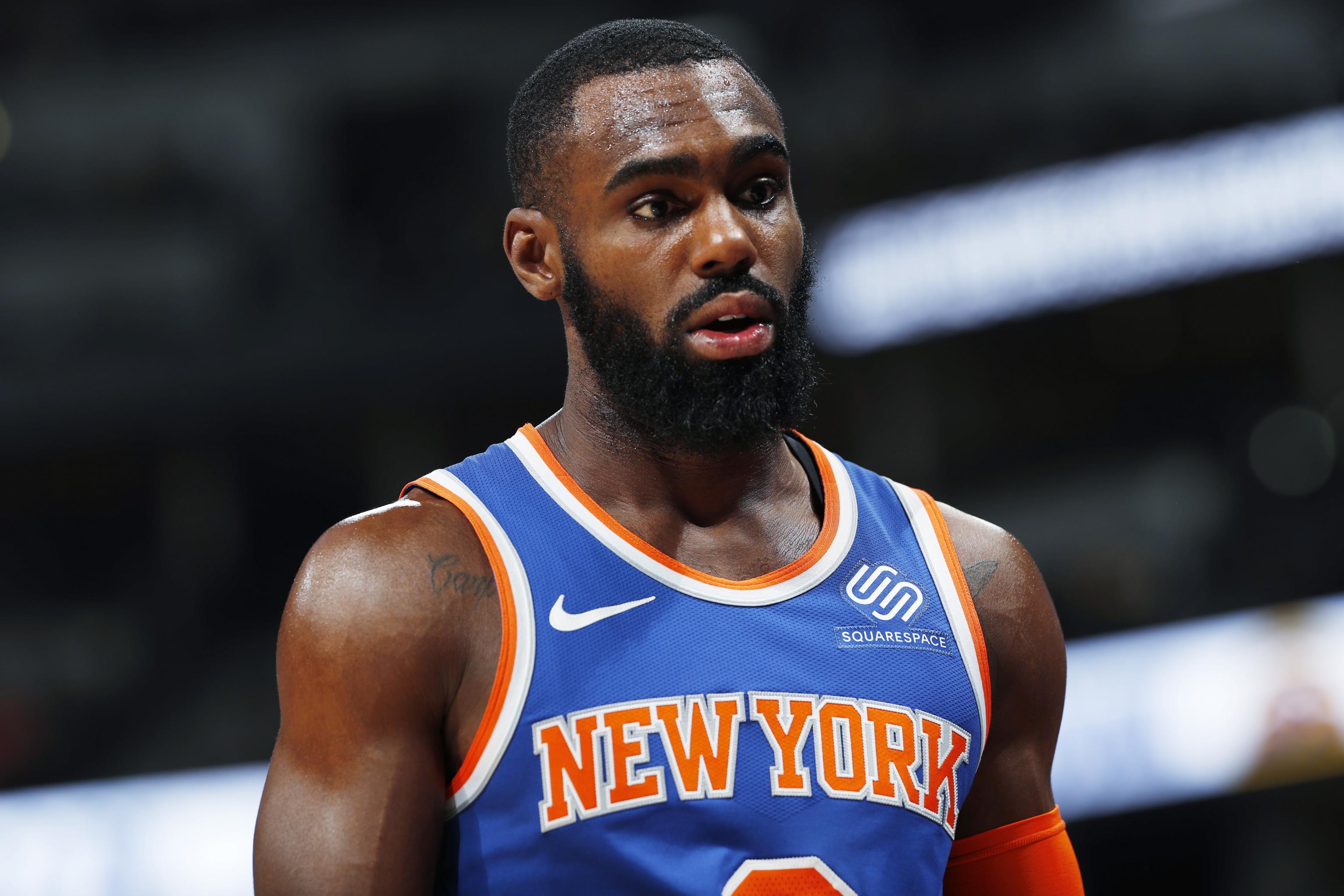 official photos 58fa4 d5461 Knicks Trade Rumors: Tim Hardaway Jr., Courtney Lee ...