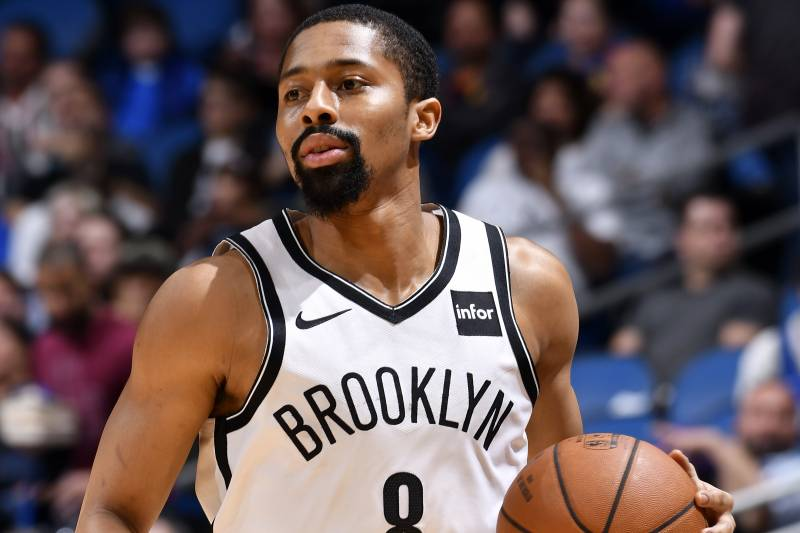 cc91f33df55 Nets  Spencer Dinwiddie Out 4-6 Weeks with Hand Injury