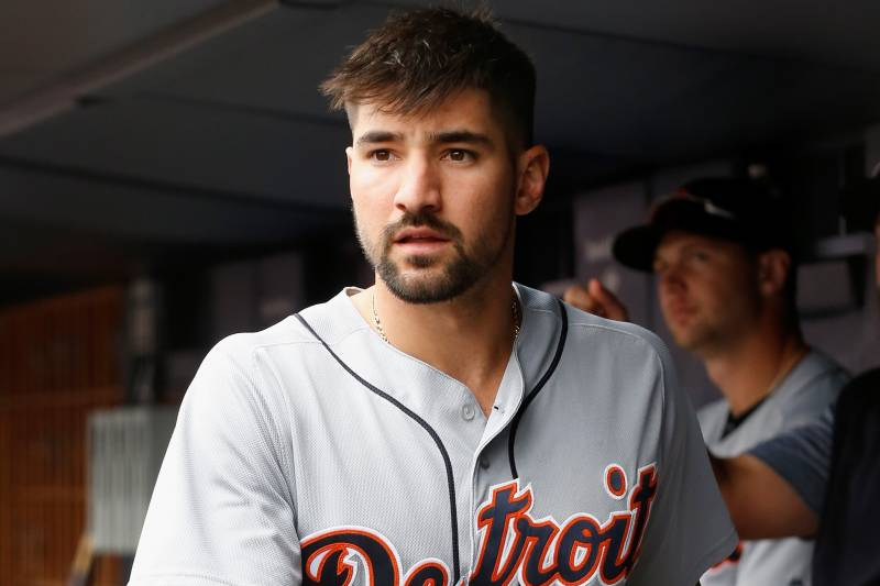 new arrival 6b082 fc085 Agent: Tigers' Nicholas Castellanos Wants Trade Before ...