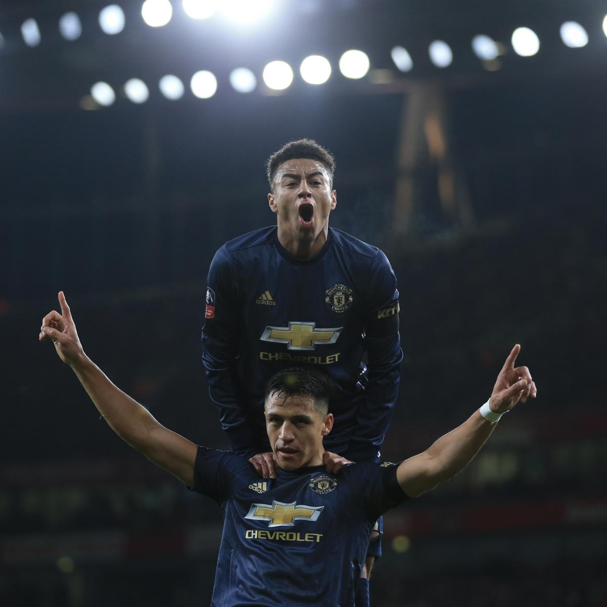 FA Cup 2019: 4th-Round Results, Scores, Updated Schedule ...
