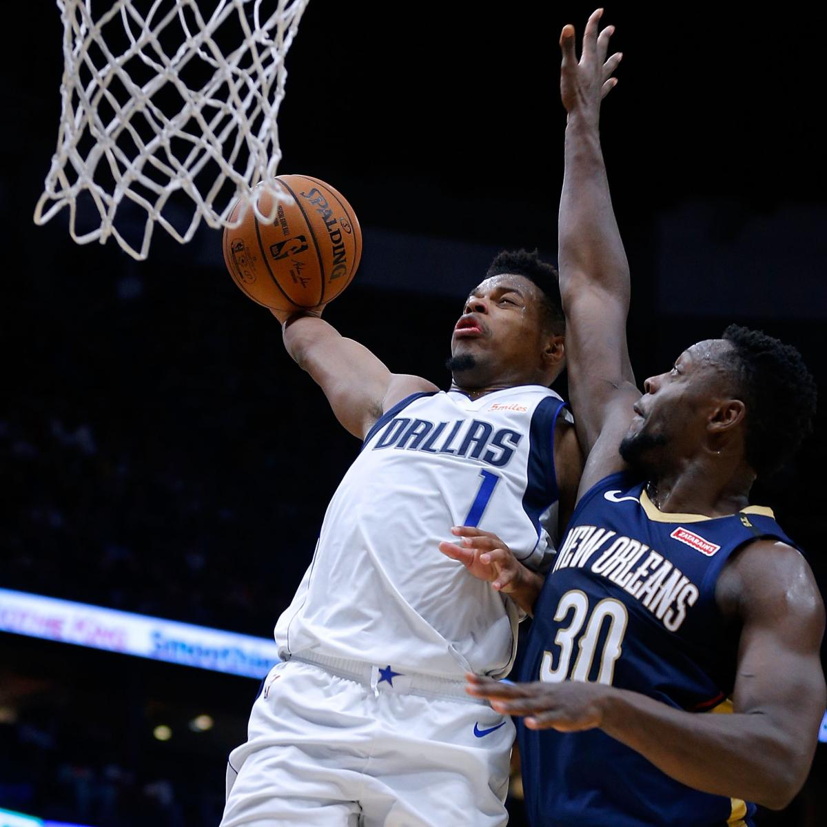 Dennis Smith Jr. Will Reportedly Participate In 2019 NBA
