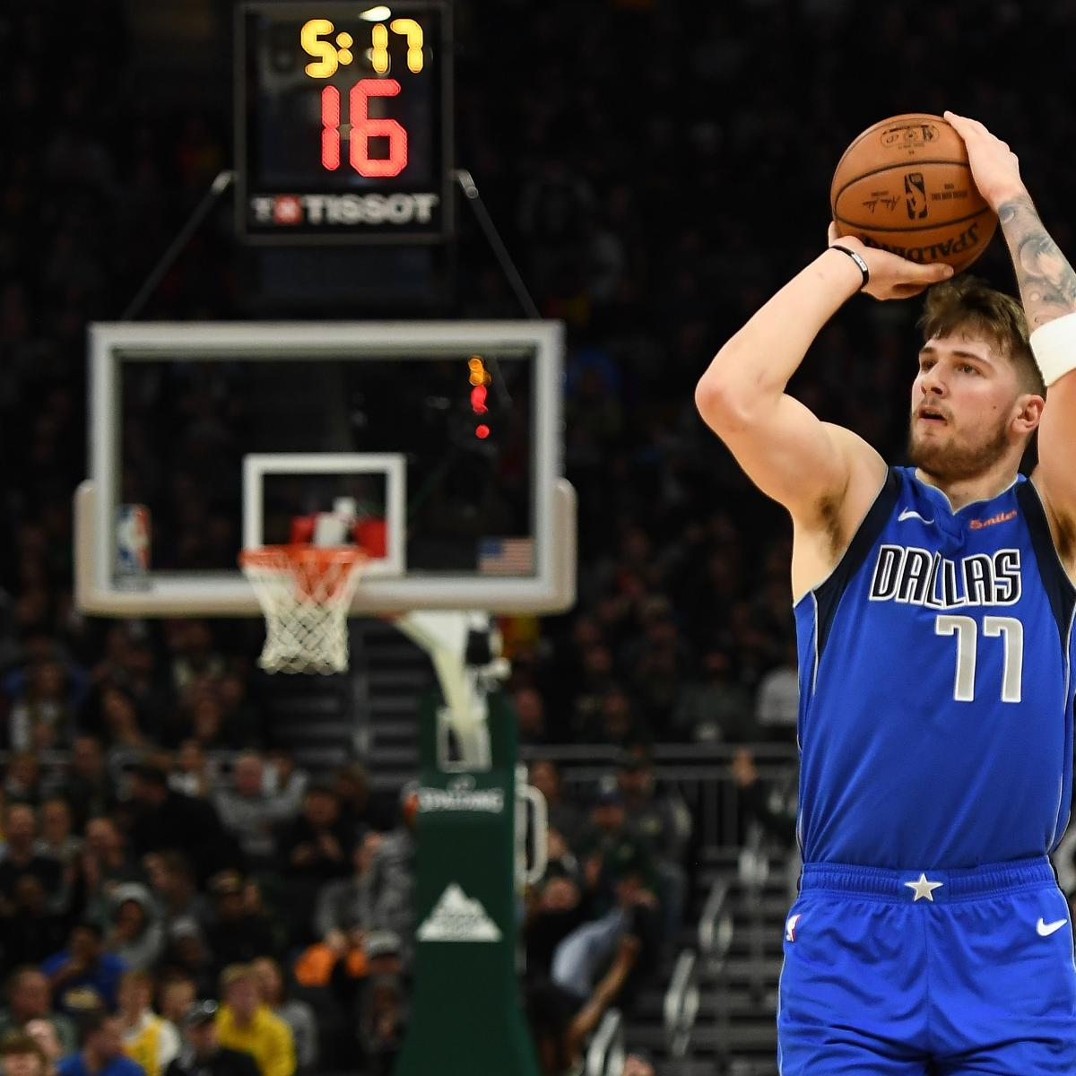 Report: Luka Doncic, De'Aaron Fox Commit To 2019 NBA All