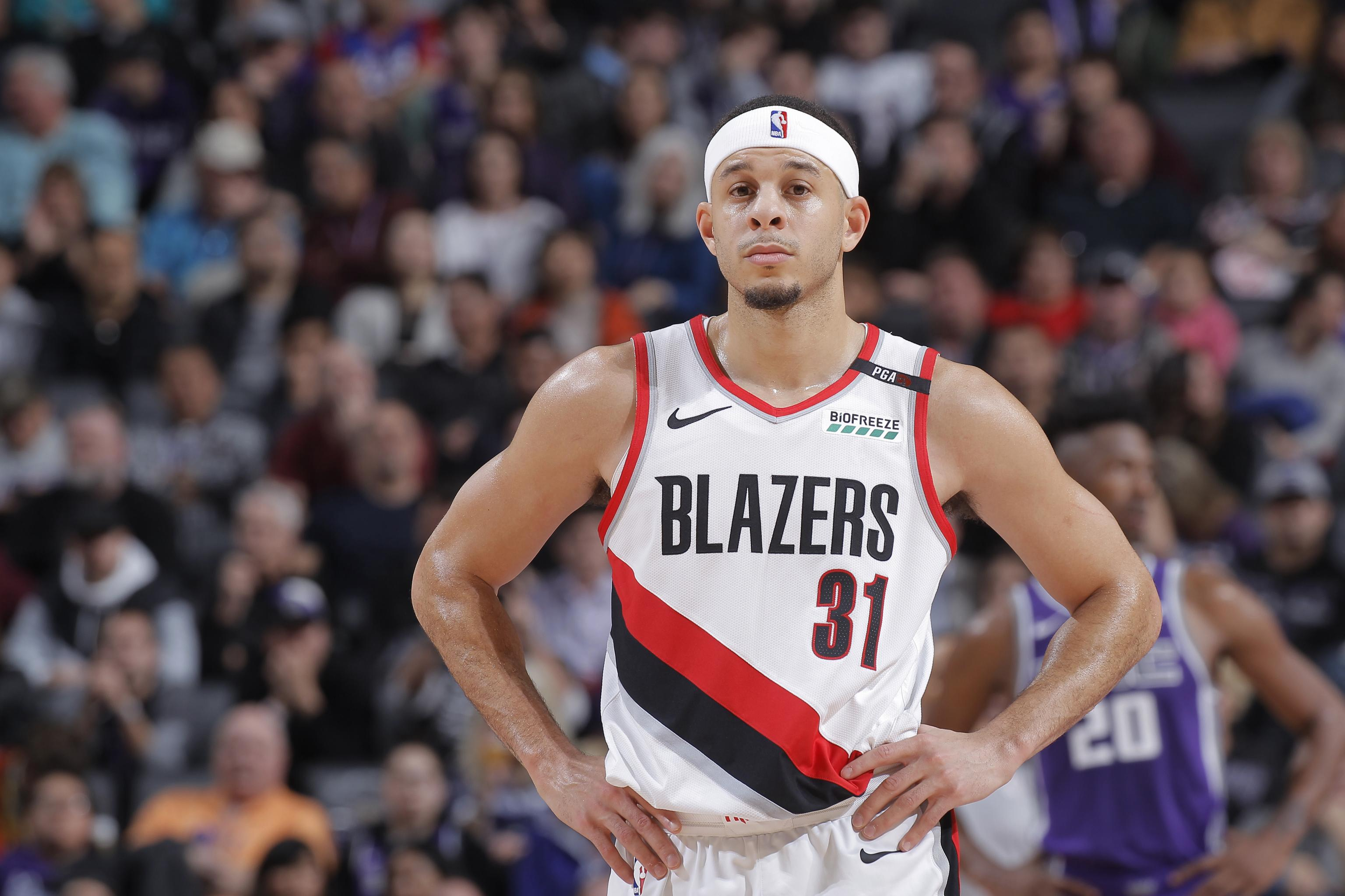 detailed look 09aa9 4b00c Seth Curry Reportedly to Participate in 2019 NBA 3-Point ...