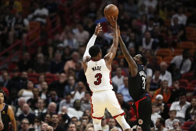 Dwyane Wade on 2019 NBA All-Star Voting: 'I'm Not Picking Me