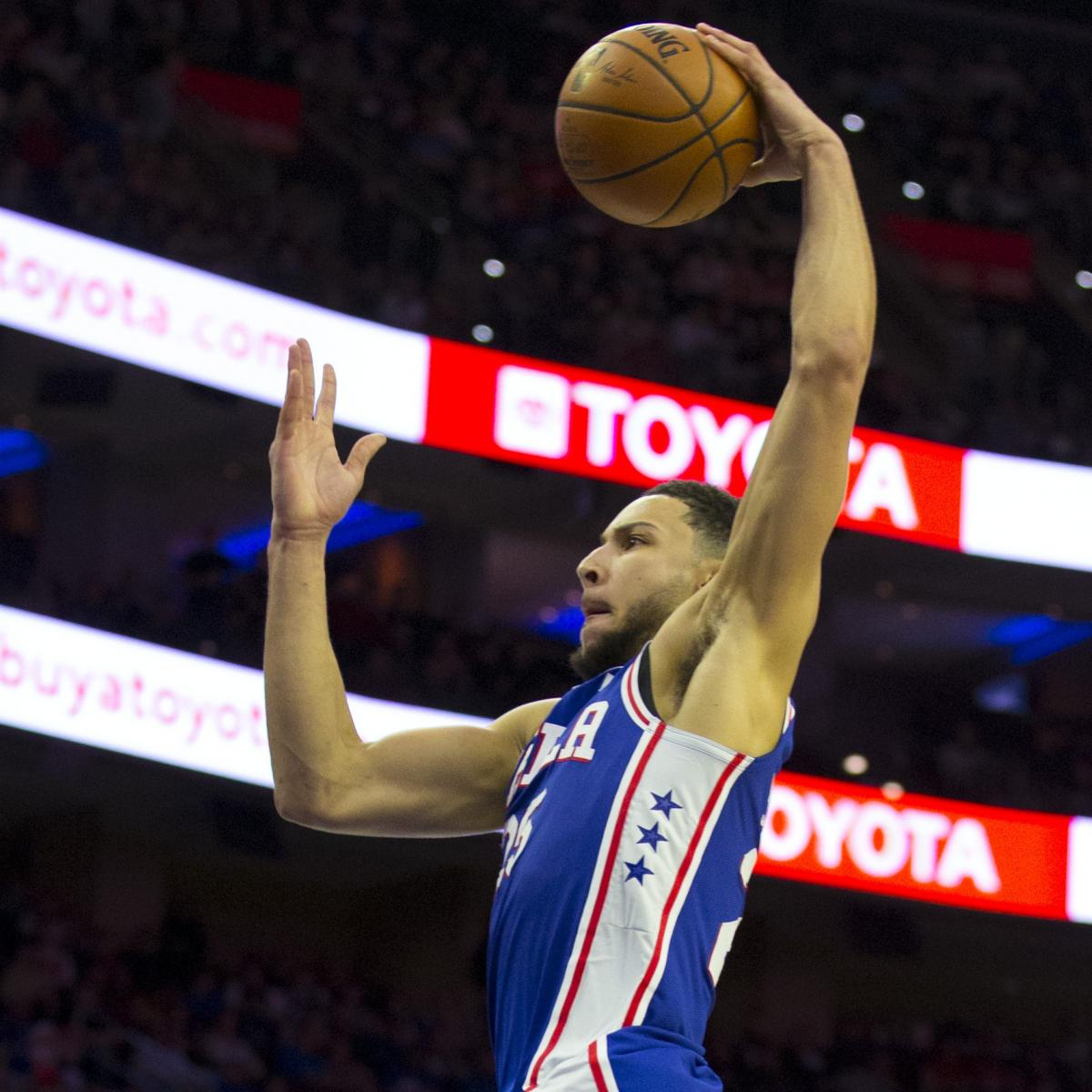 Ben Simmons Jokes About Participating In 2019 NBA Slam