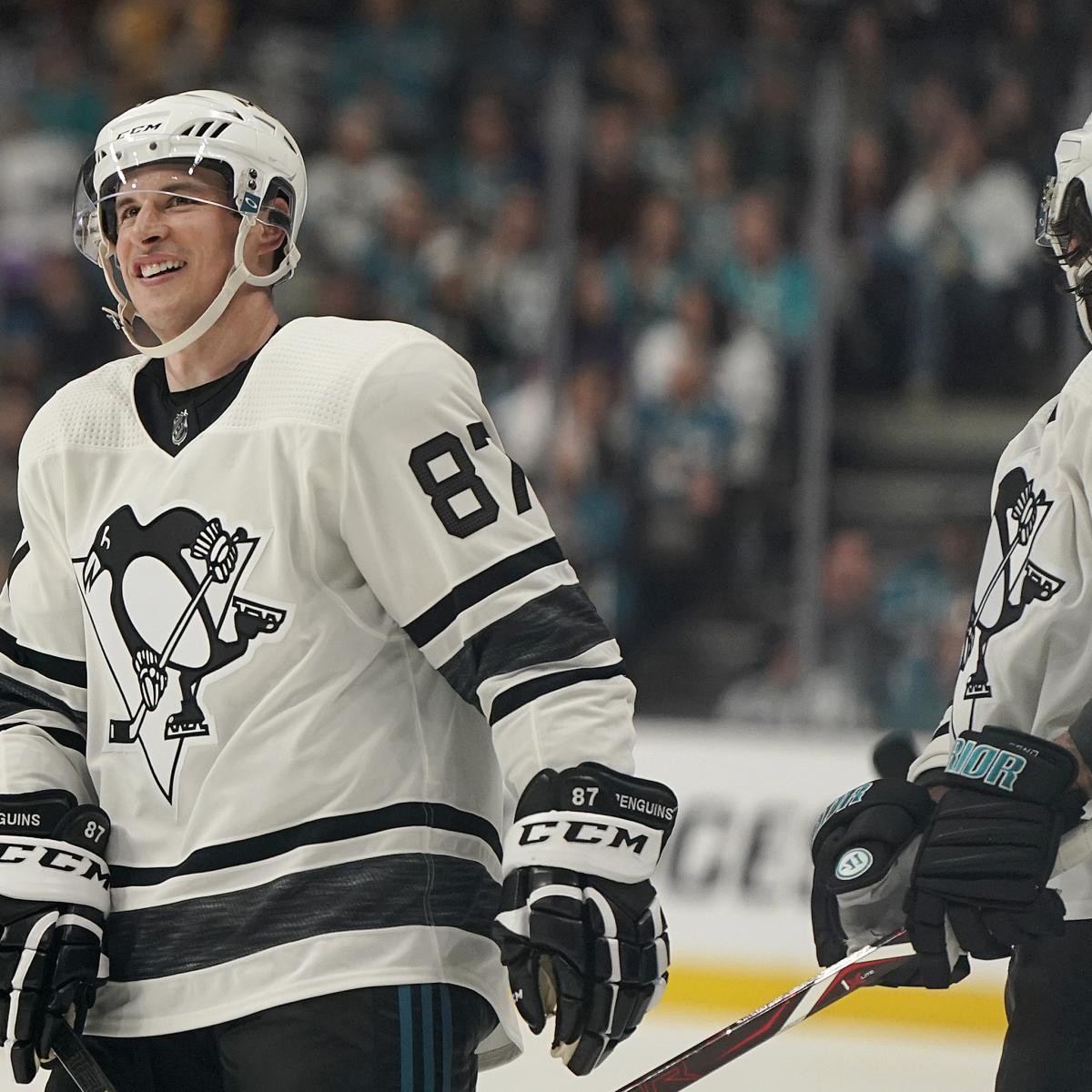 995ae7f76 Sidney Crosby Wins MVP as Metropolitan Team Wins 2019 NHL All-Star Game