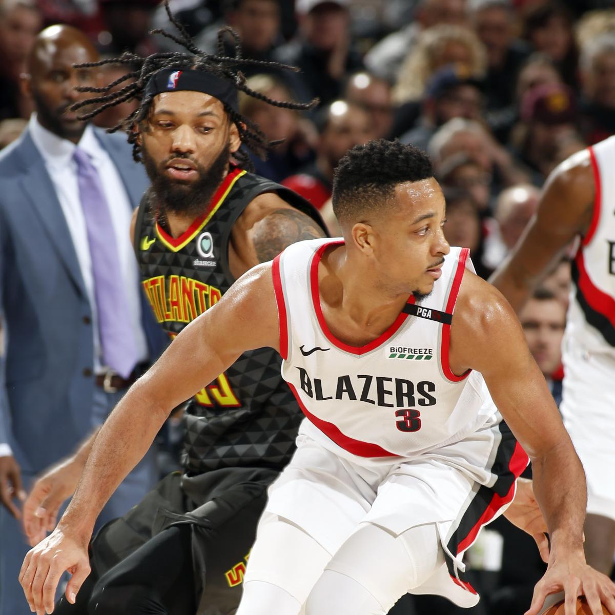 Portland Blazers Last Game: Hawks Lose To Trail Blazers 120-111 Despite Trae Young's