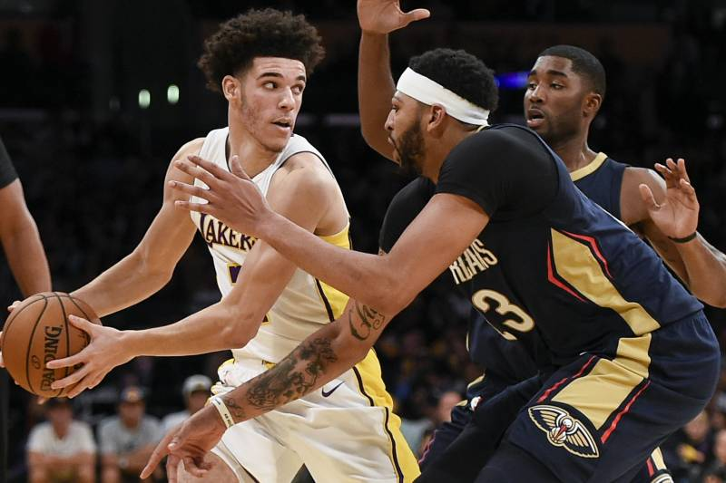 fdef1a508a7b Lakers Rumors  If LA Trades for Anthony Davis