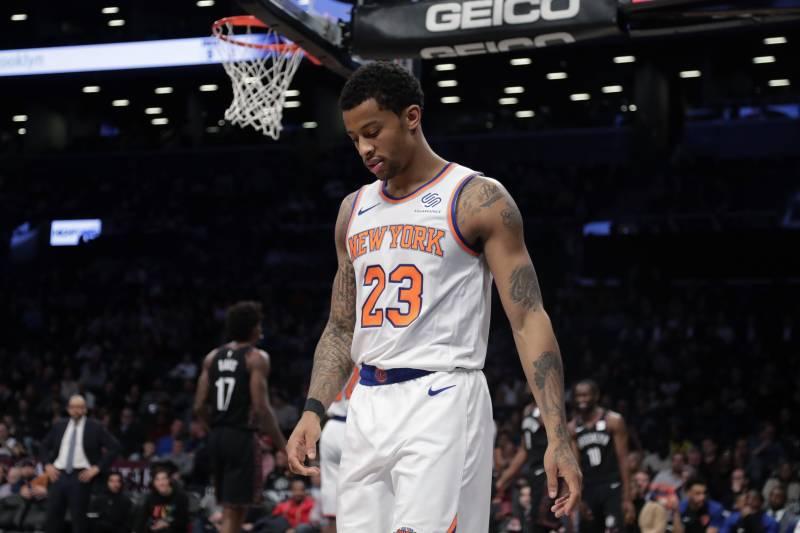 uk availability 72496 d4d3c Knicks Trade Rumors: Trey Burke on the Block; Lakers ...