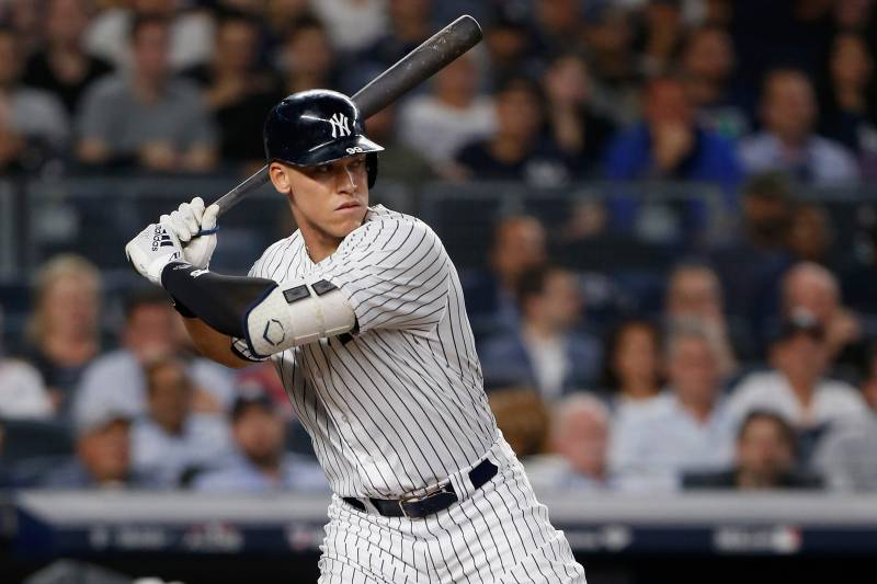 dece622c6 Yankees News  Aaron Judge Launches All Rise Foundation Youth Charity ...