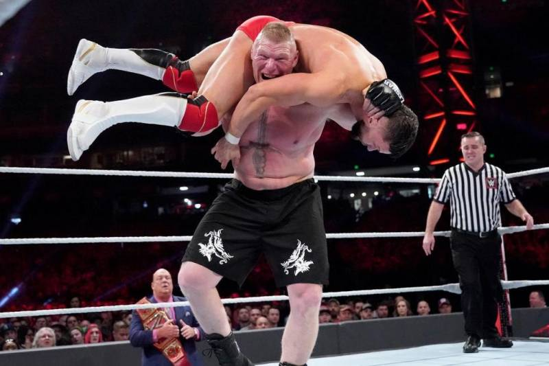 Demon Finn Balor Is Best WrestleMania Match for Brock Lesnar