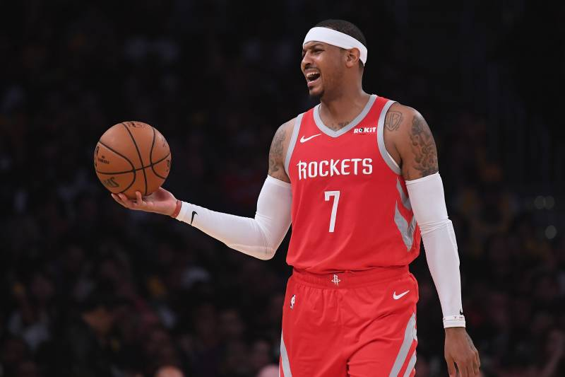 1a2e508ee44 Lakers Rumors  LA Interested in Carmelo Anthony If a Roster Spot Opens