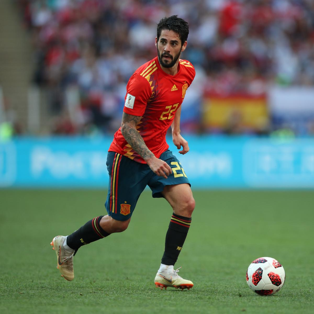 Luis Enrique Unsure over Isco Spain Call-Up Due to Lack of Real Madrid Minutes