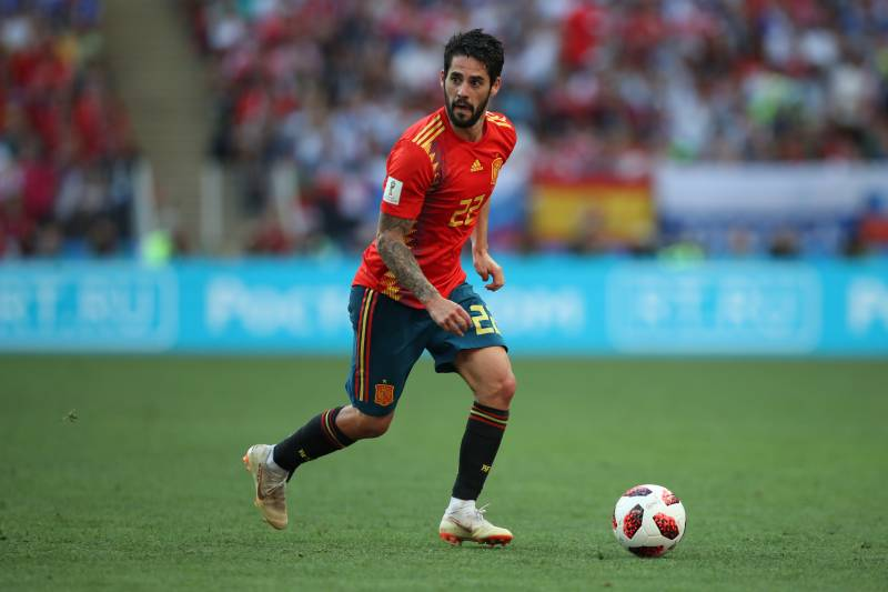 cd3875663 Luis Enrique Unsure over Isco Spain Call-Up Due to Lack of Real Madrid  Minutes