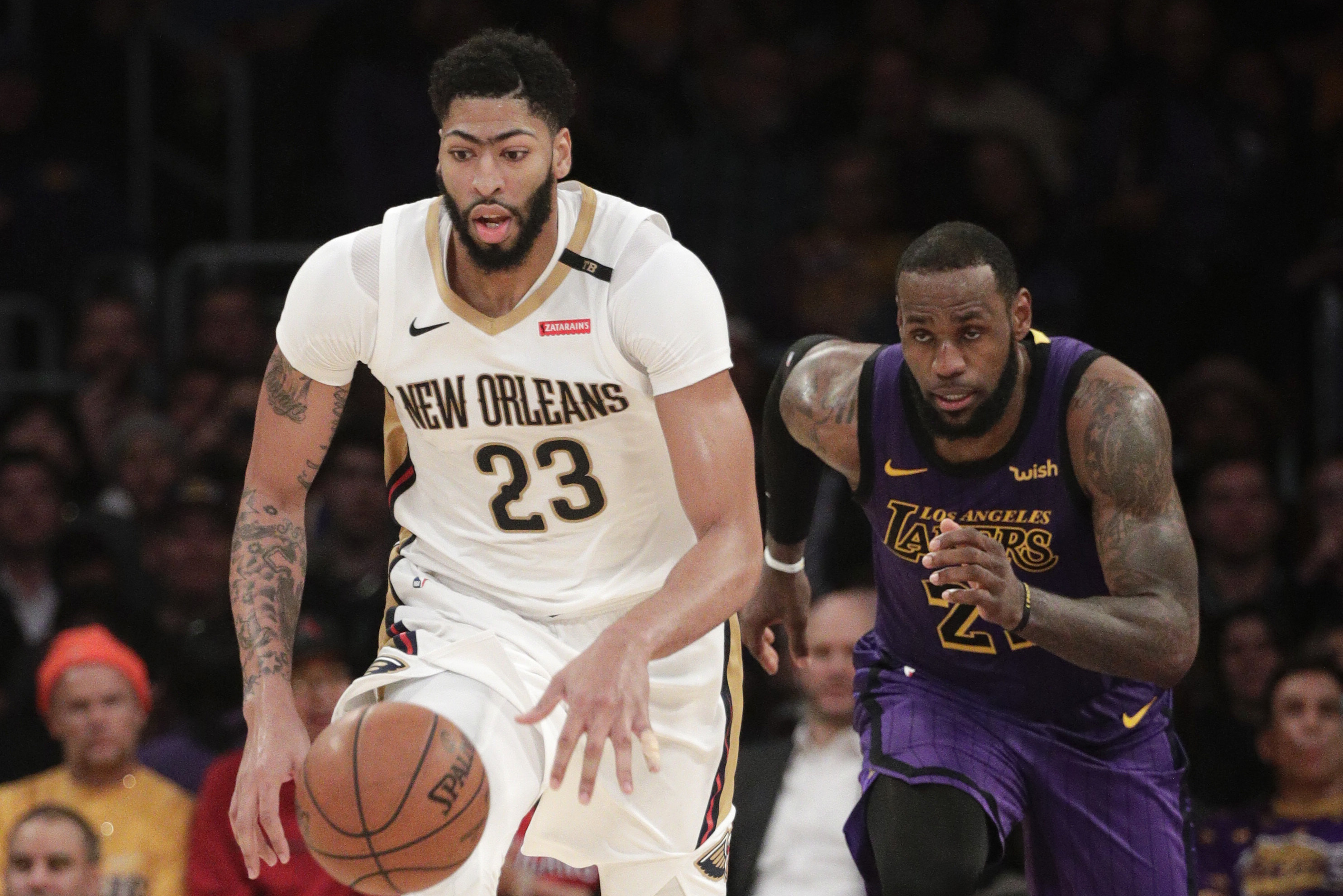 d33fedf2f34e What Are the Lakers  Options After Anthony Davis  Trade Request ...