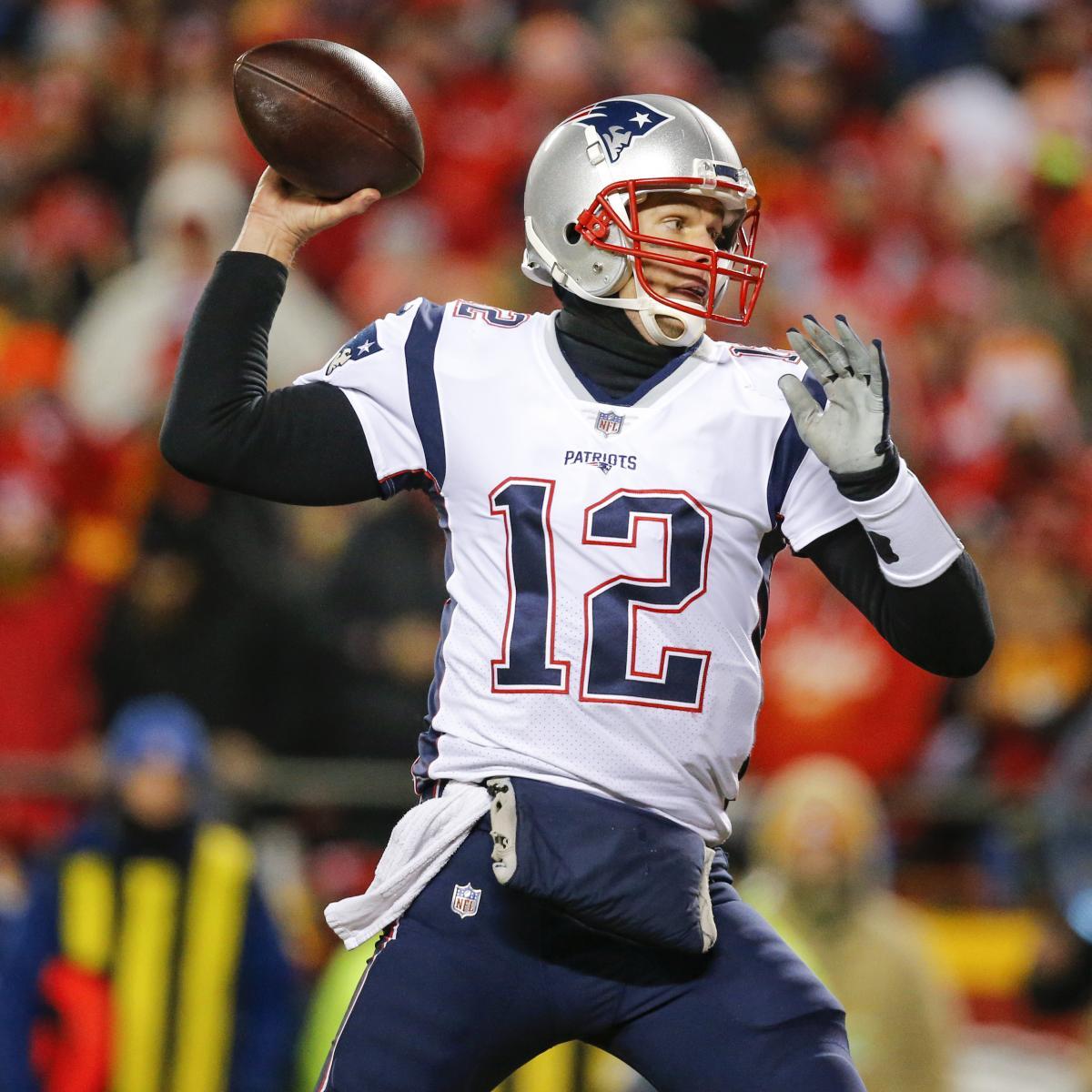 Super Bowl 2019 Prop Bets: Brady, Goff Lead RBs On Super