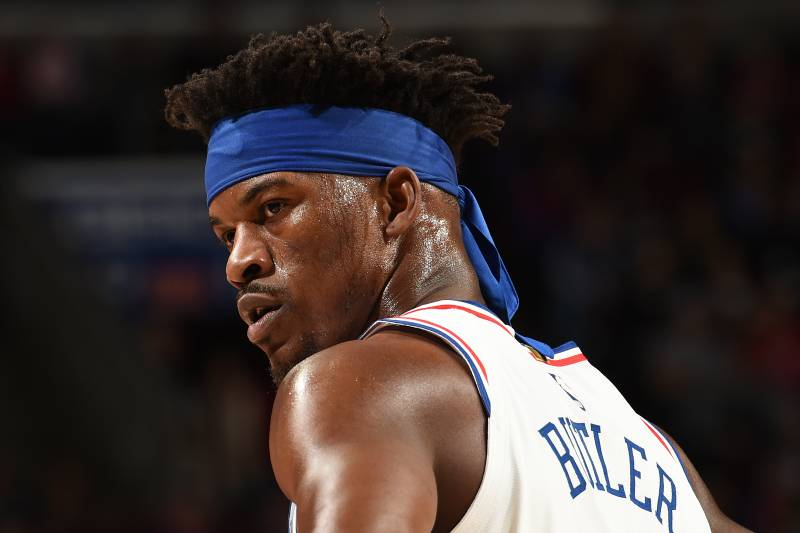 4a4e8b1c2da Jimmy Butler Sounds off on 76ers Drama   Damn Right I m ...