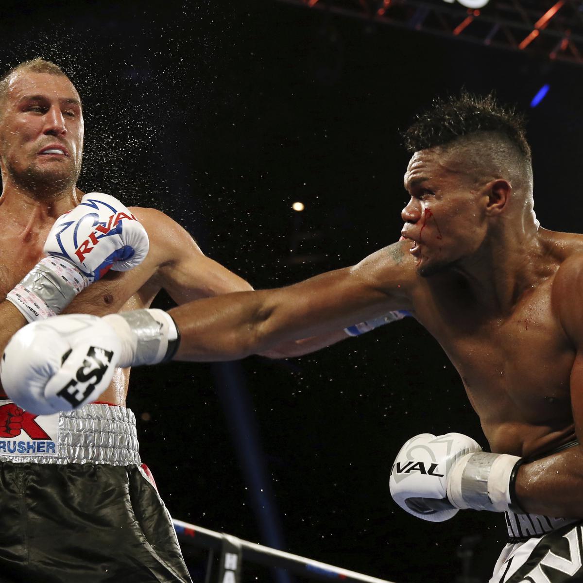 Eleider Alvarez Vs. Sergey Kovalev: Fight Odds, Time, Date