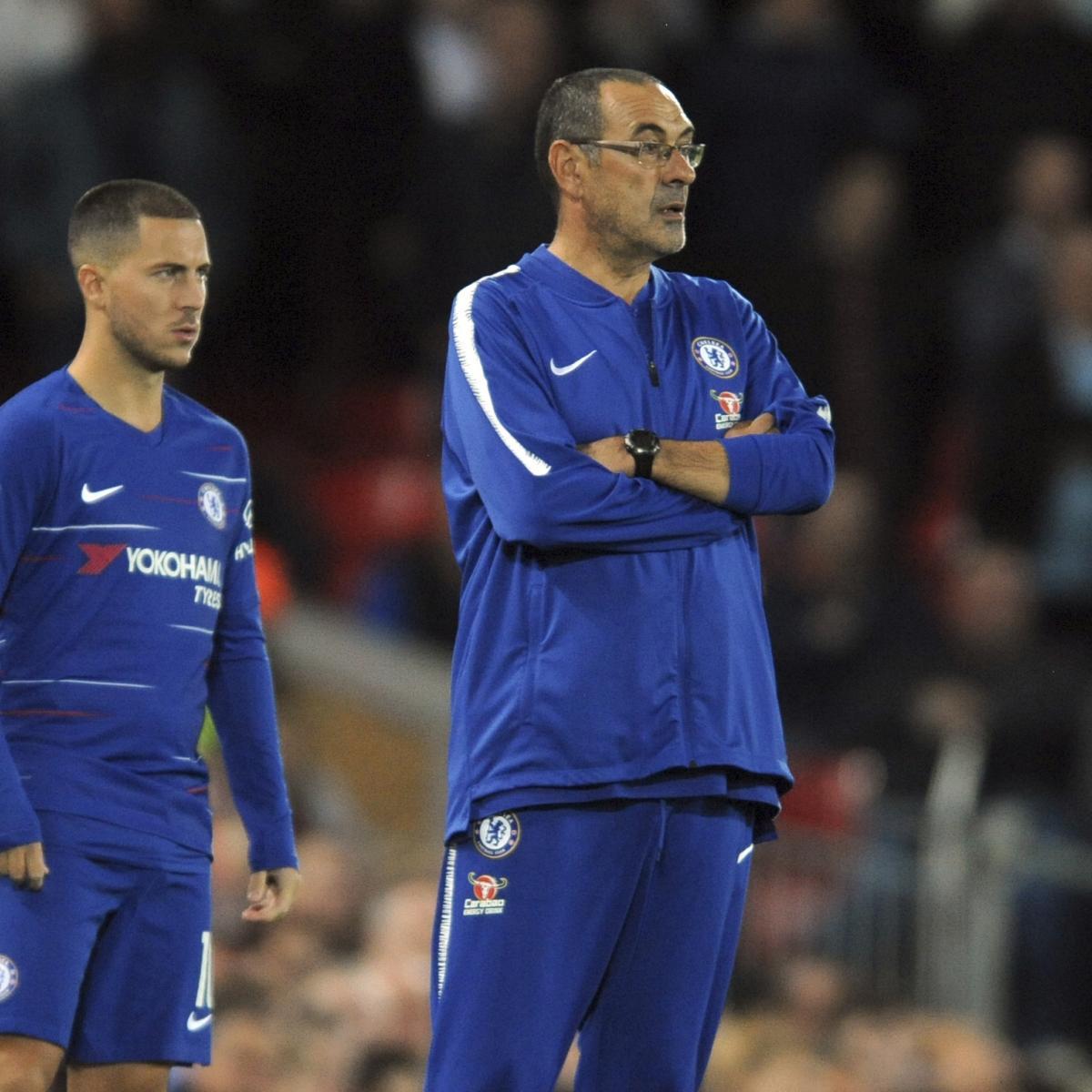 Chelsea Vs. Huddersfield Town: Odds, Preview, Live Stream