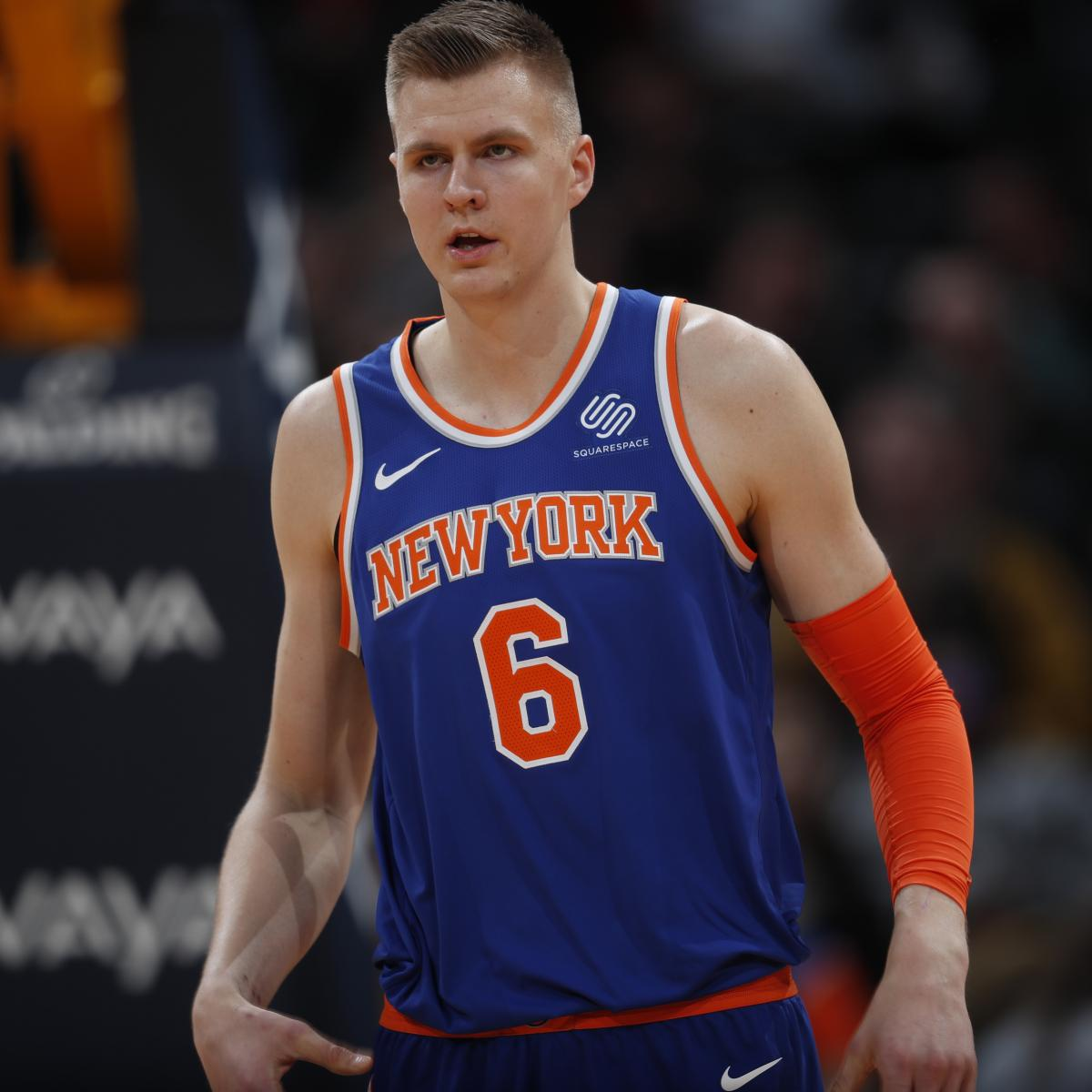 NBA Rumors: Kristaps Porzingis Concerned By Knicks' Play