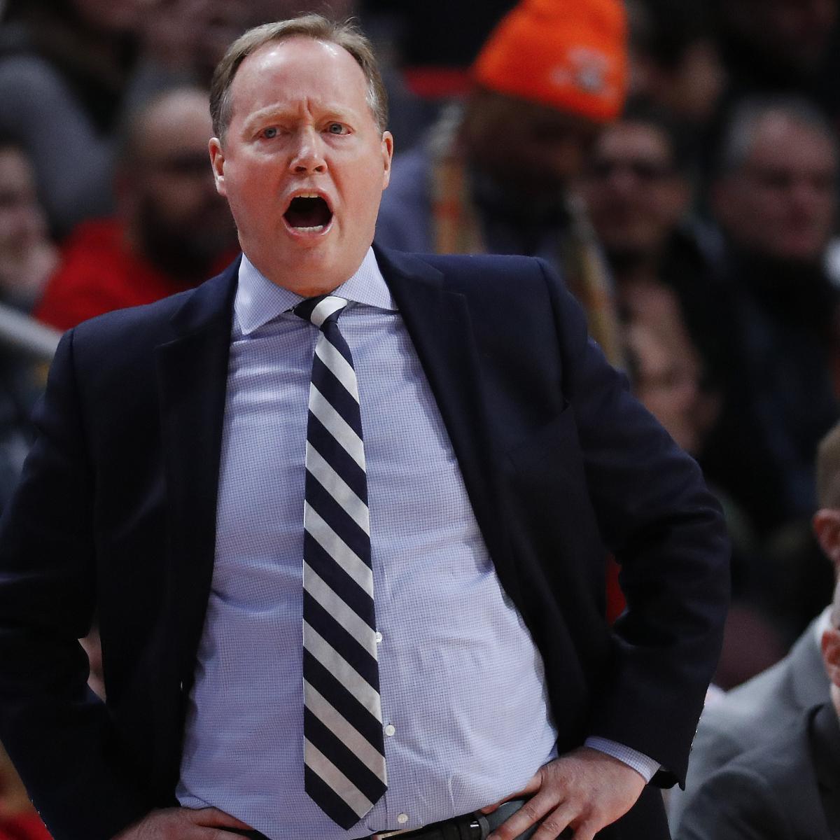 Bucks' Mike Budenholzer To Coach Team Giannis At 2019 NBA