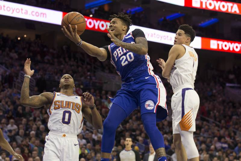 NBA Rumors: Markelle Fultz Trade Being Explored by 76ers