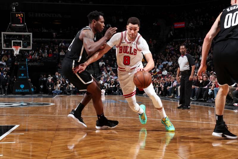 329b9e4fd26 Bulls Trade Rumors  Chicago Taking Offers on Zach LaVine