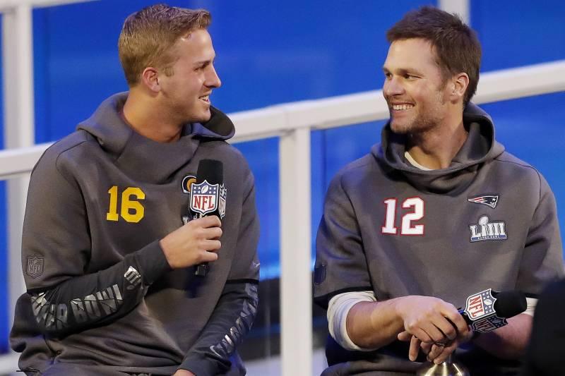 Patriots vs  Rams: Super Bowl 53 Odds, Predictions Before