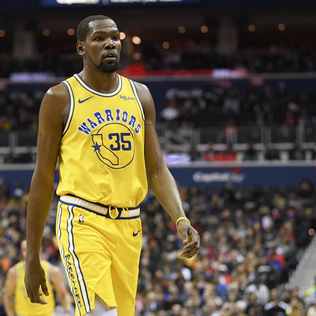 Warriors Come Out To Play Bleacher Report: Warriors Rumors: Knicks' Kevin Durant Pursuit Won't Change