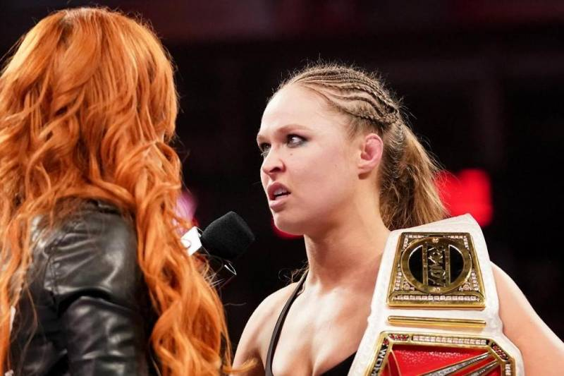 Ronda Rousey: Will The Former Champion Return By Summerslam 2020? 1