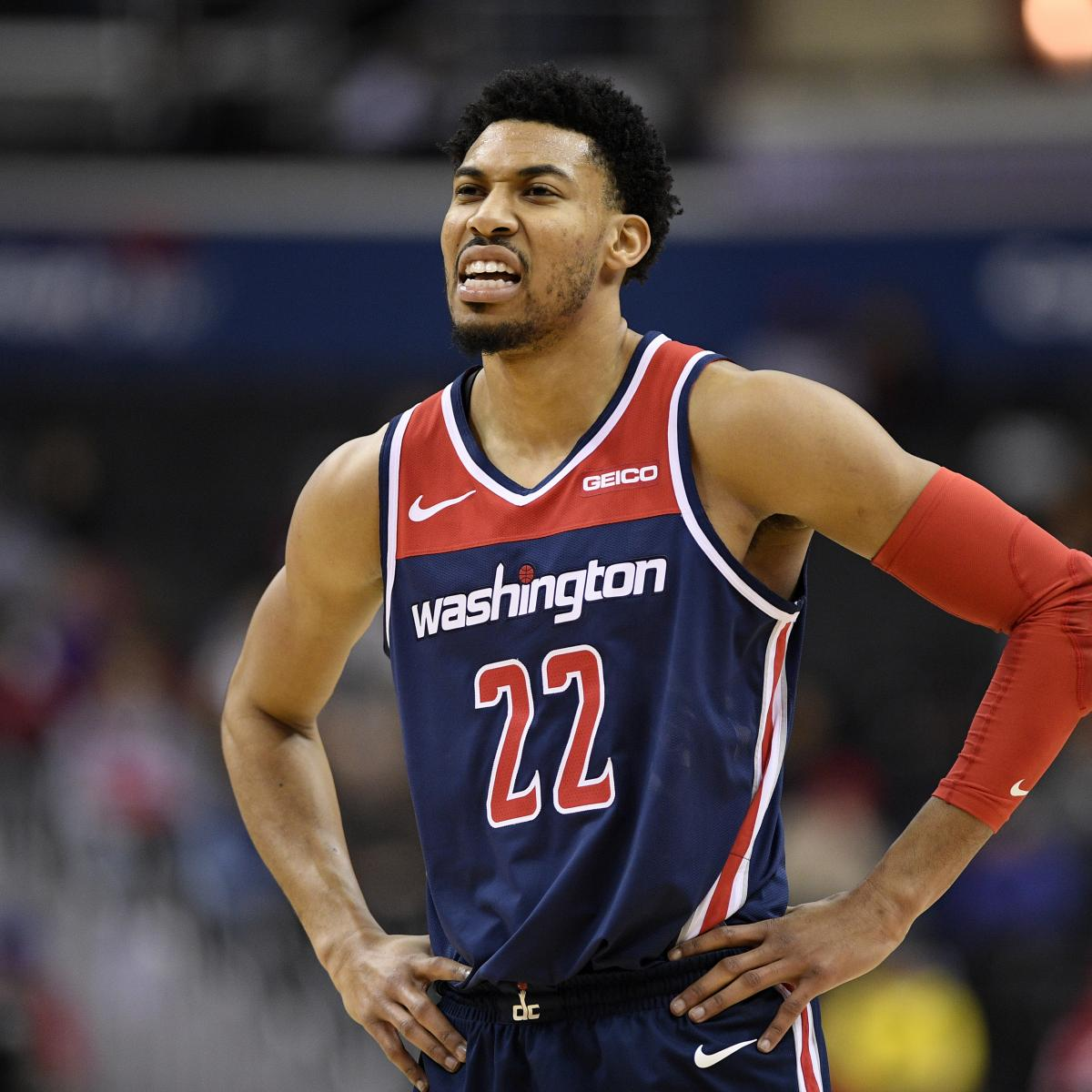 Portland Blazers Roster 2018: NBA Trade Rumors: Trail Blazers Interested In Otto Porter