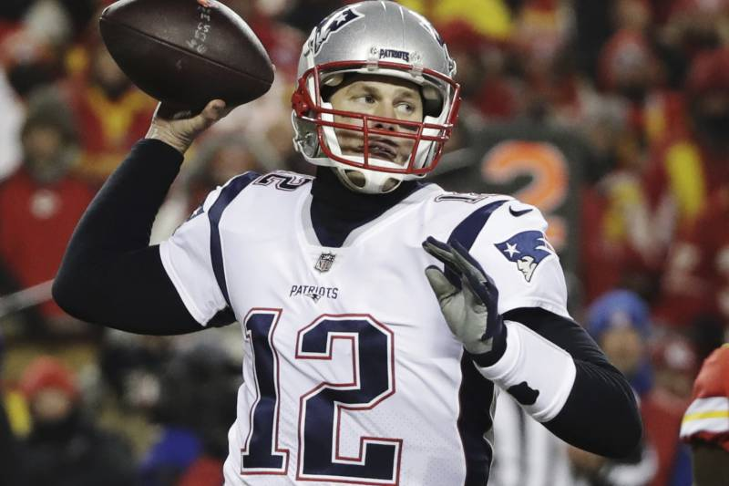 75cd00f7 Super Bowl Over-Under 2019: Point Spread, Predictions for Patriots ...
