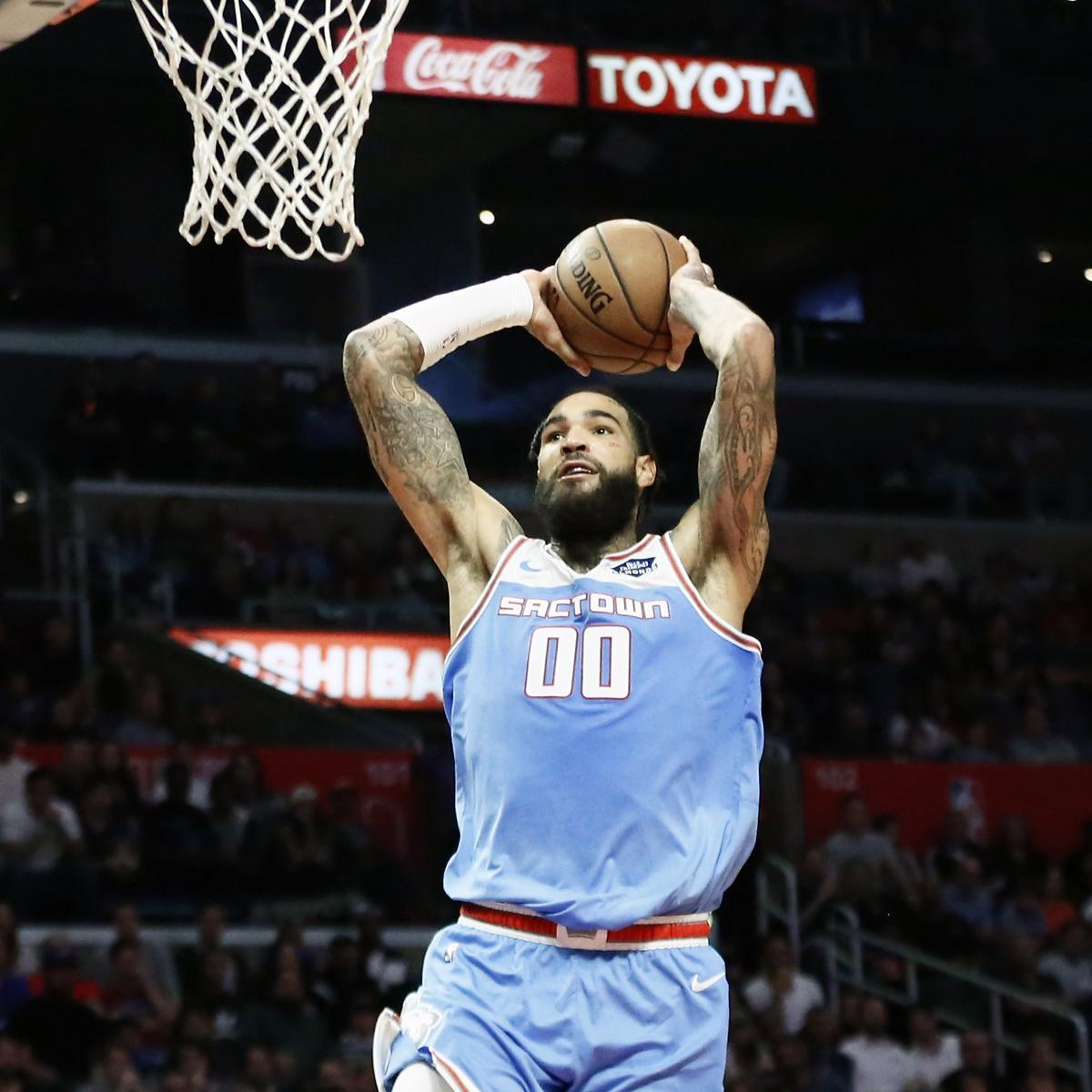 Warriors Year By Year: Warriors Rumors: Ex-King Willie Cauley-Stein Agrees To 2