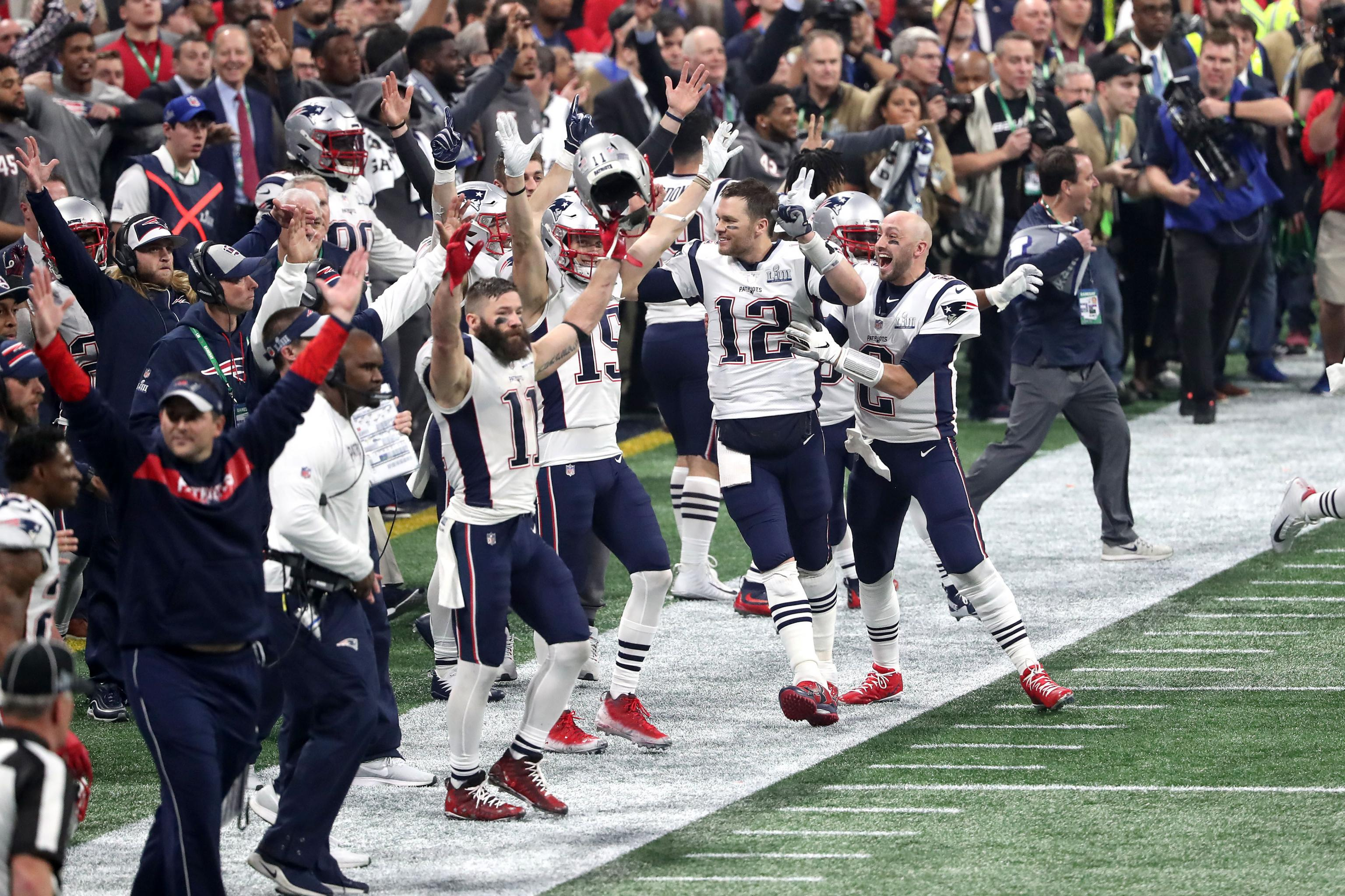 Super Bowl 2019 Score Quarter By Quarter Breakdown Of Patriots Vs Rams Bleacher Report Latest News Videos And Highlights
