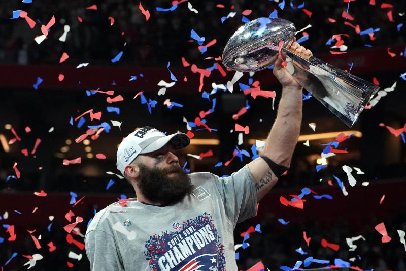 Flipboard: Tom Brady celebrates Super Bowl win with