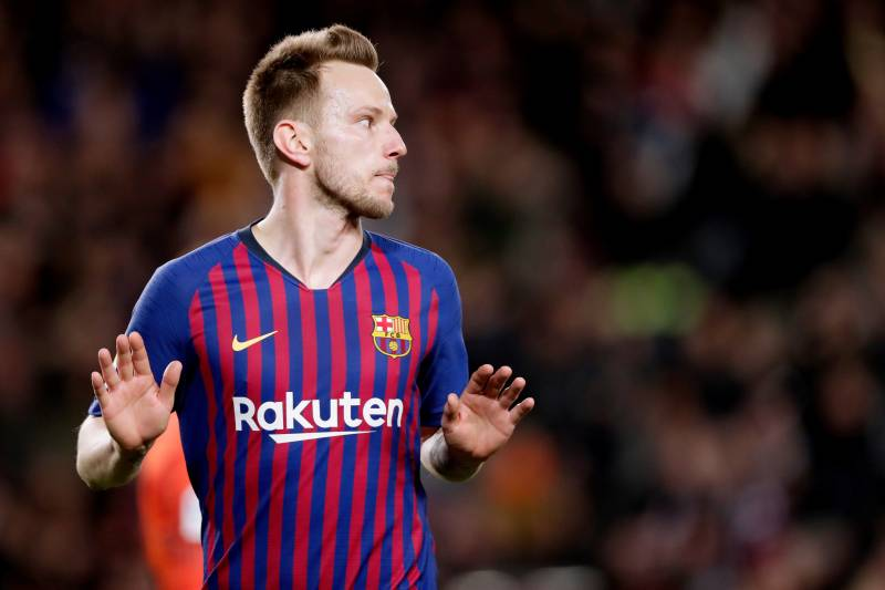 brand new 7d0e5 1ba68 Ivan Rakitic's Agent Rules Out Summer Transfer from ...