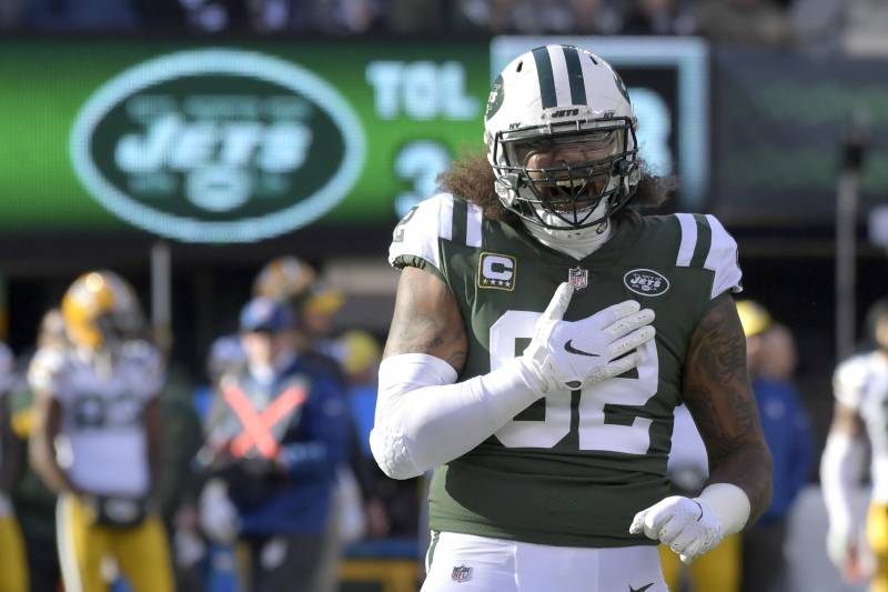 newest 8a822 74bdf NFL Rumors: Jets Not Interested in Leonard Williams Trade ...