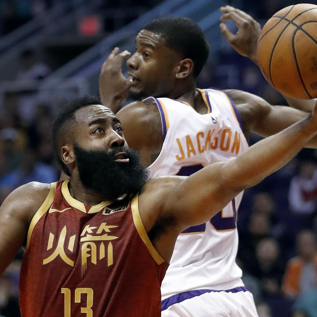 James Harden Injury Report: James Harden Agrees With Kobe Bryant Comments: Won't Be