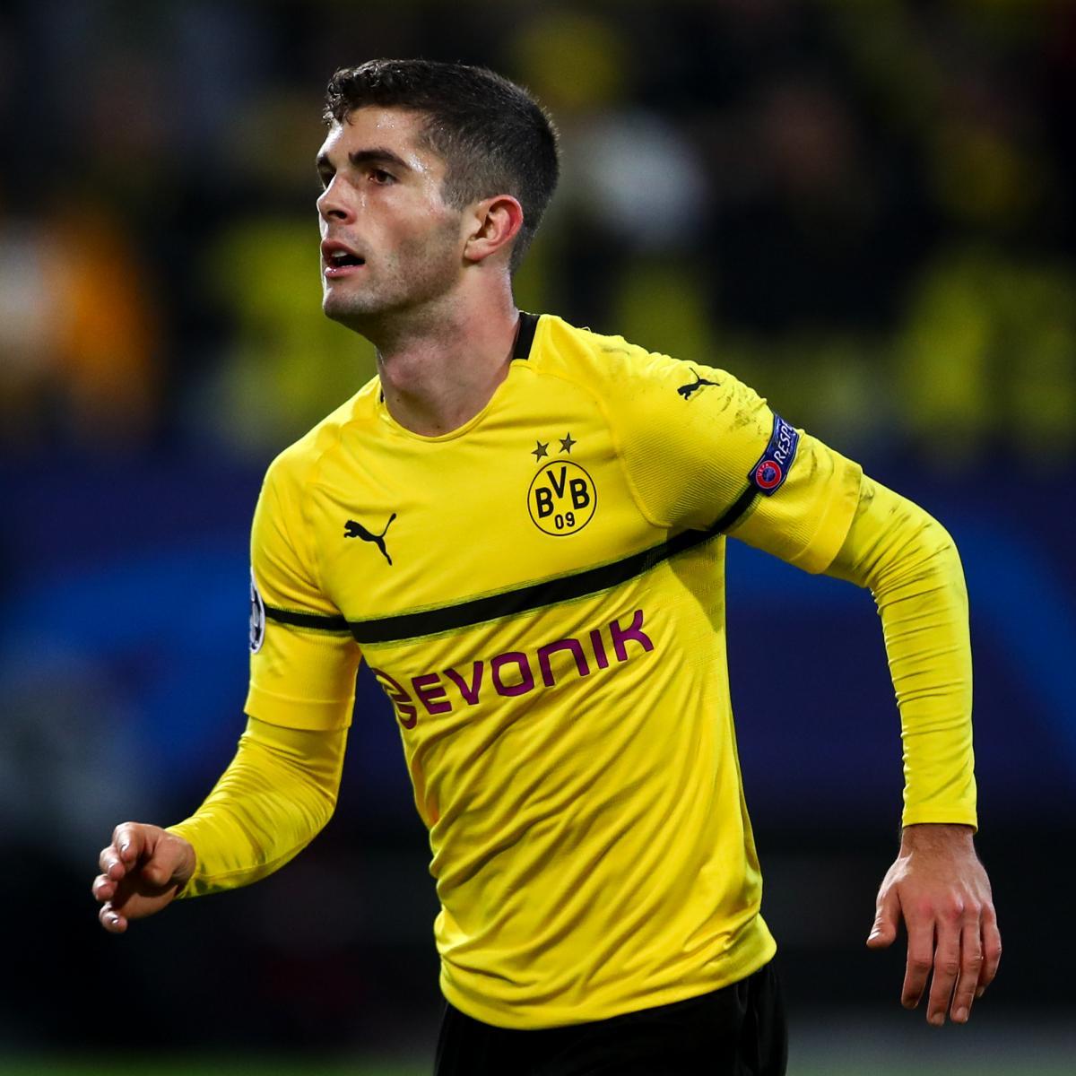 Tottenham Vs. Borussia Dortmund: How To Watch, Live Stream