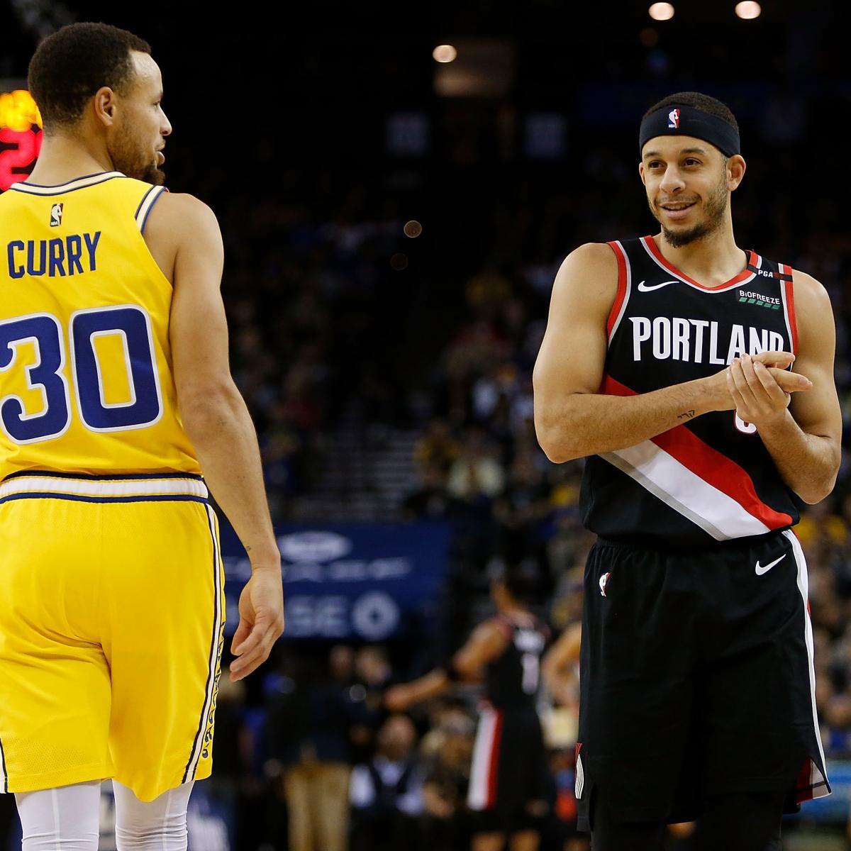 Nba Stephen Curry: NBA 3-Point Contest 2019: Stephen Curry, Damian Lillard