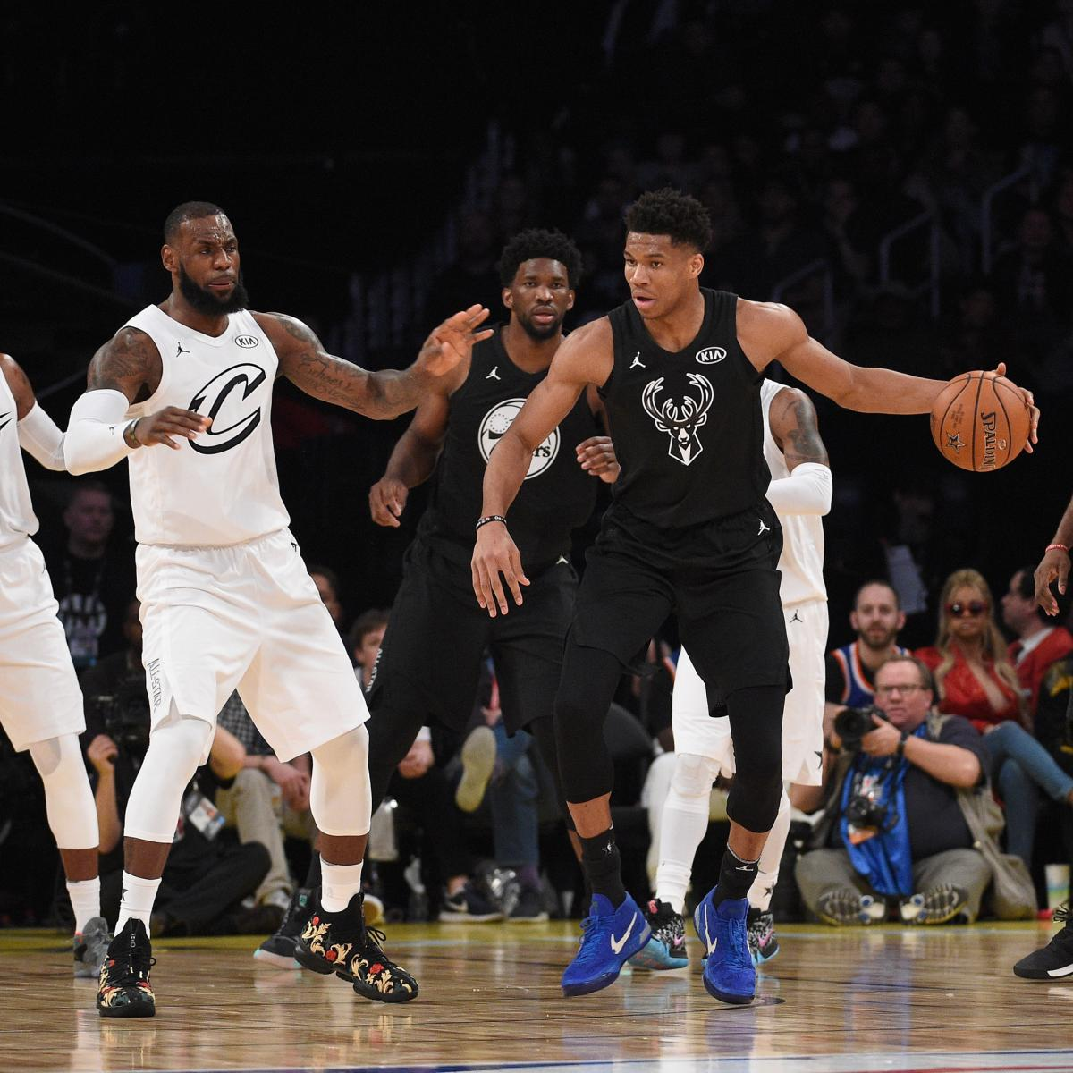Nba Celebrity All Star Game 2019 Rosters Start Time Tv: NBA All-Star Game 2019: TV Schedule, Time And LeBron Vs